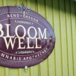 Old Bloom Well Exterior Sign