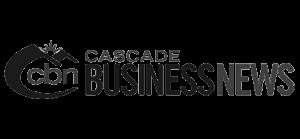 Cascade Business News Logo
