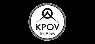 KPOV Logo