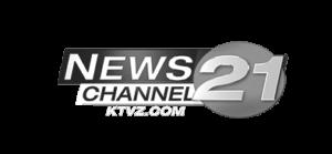 KVZT Logo